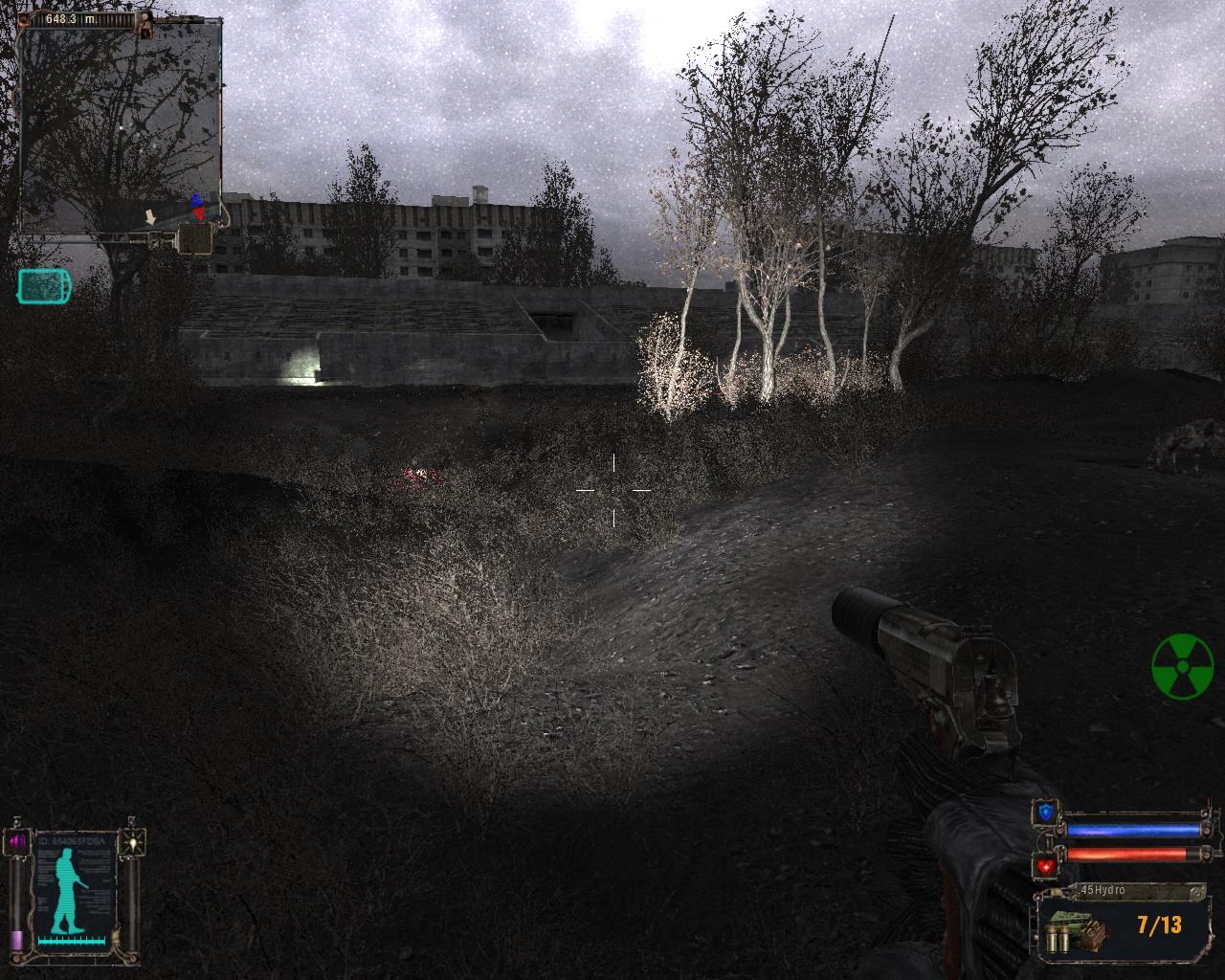 Игра сталкер зона поражения скачать бесплатно