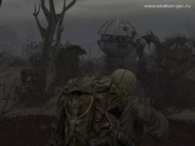 S.T.A.L.K.E.R. build 1510/1511, Aug 19 2003, GDC 2003