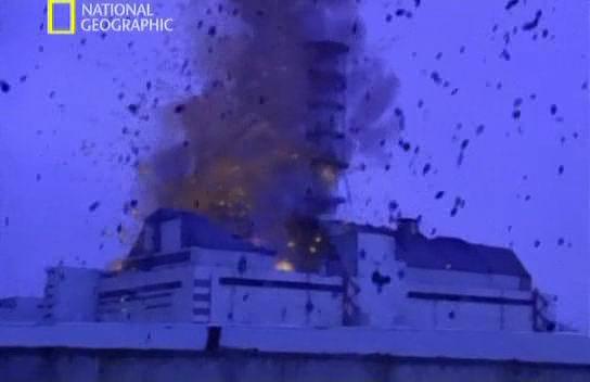 Чернобыль, за секунды до катастрофы