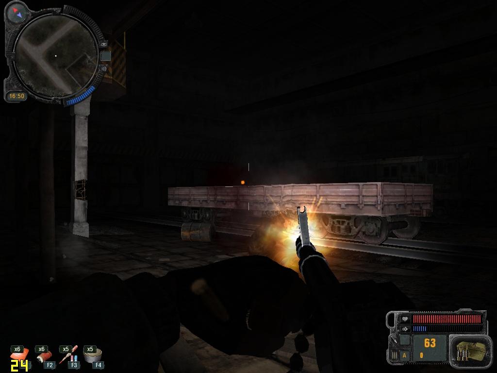 Как сделать в сталкере тень чернобыля бессмертие