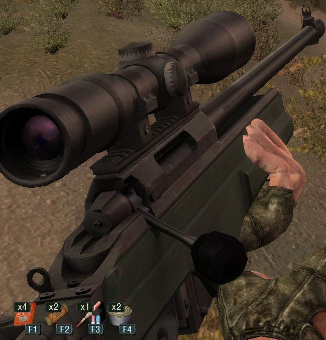 G&P COP Weapon mod
