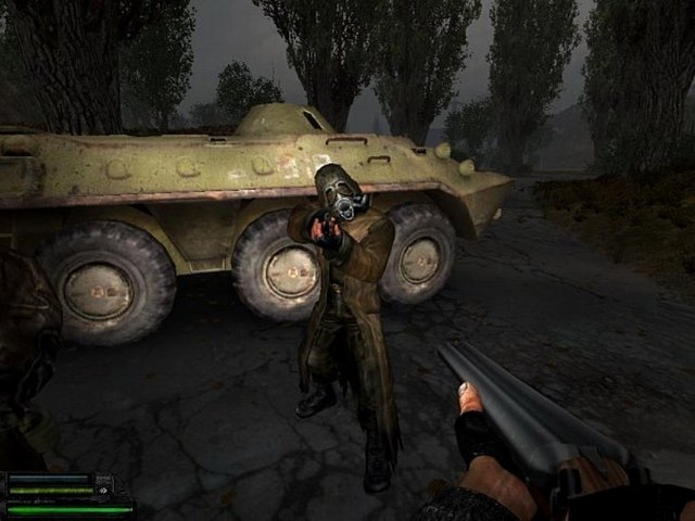 S.T.A.L.K.E.R. ShoC - Lost World 3.0