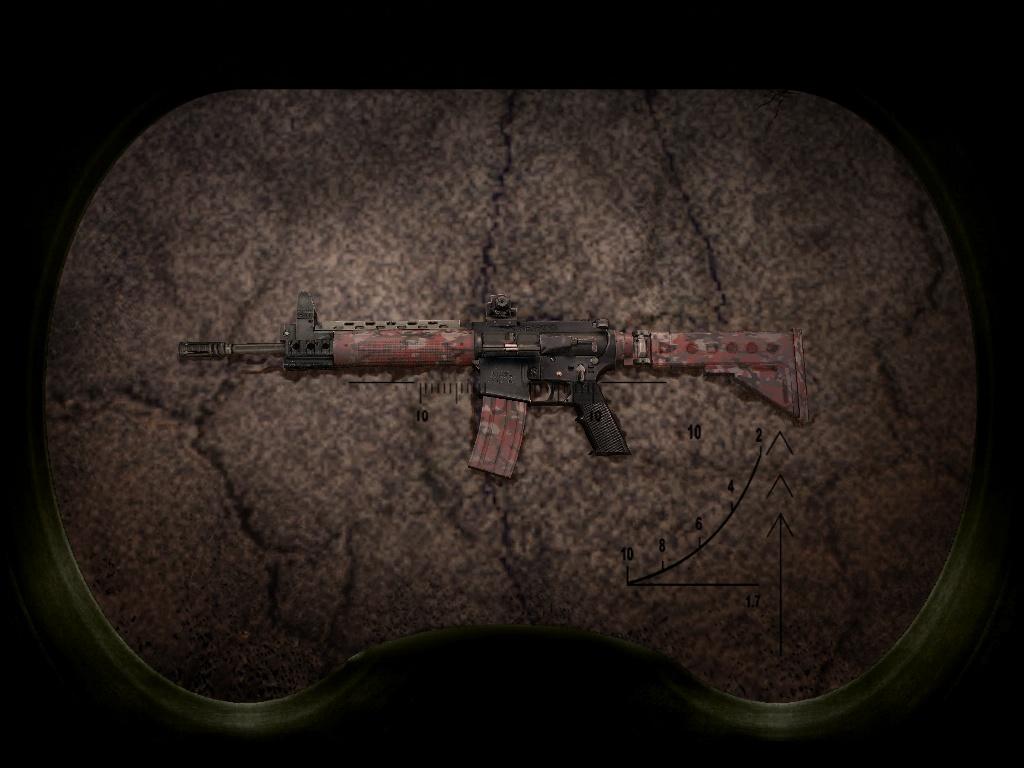 Ретекстур оружий от Ingeener'a