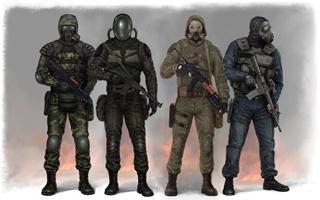 Мод Магазинное питание оружия для Тень Чернобыля