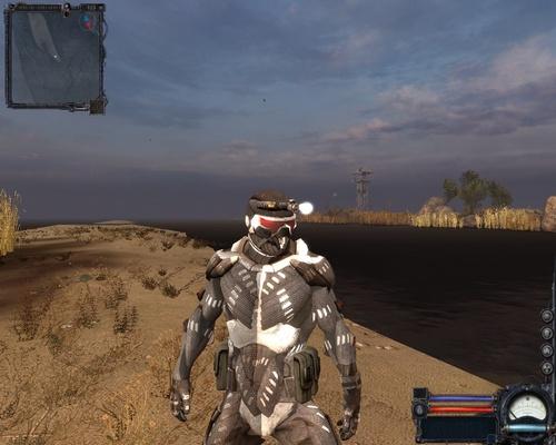 Нанокостюм из Crysis v. 2