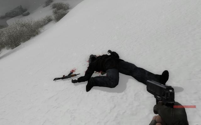 Deadly Winter mod v3