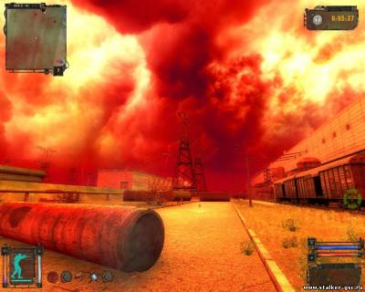 патч v1.0001 к Shadow of Chernobyl, build 1935