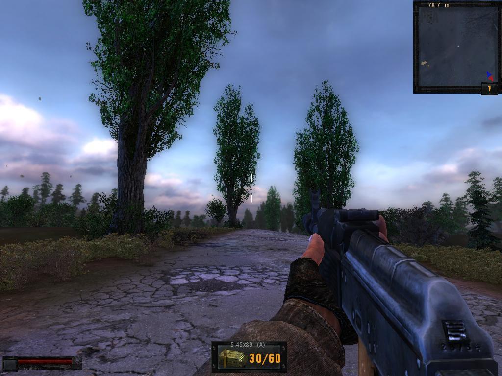 оружейный мод на сталкер тень чернобыля скачать - фото 9