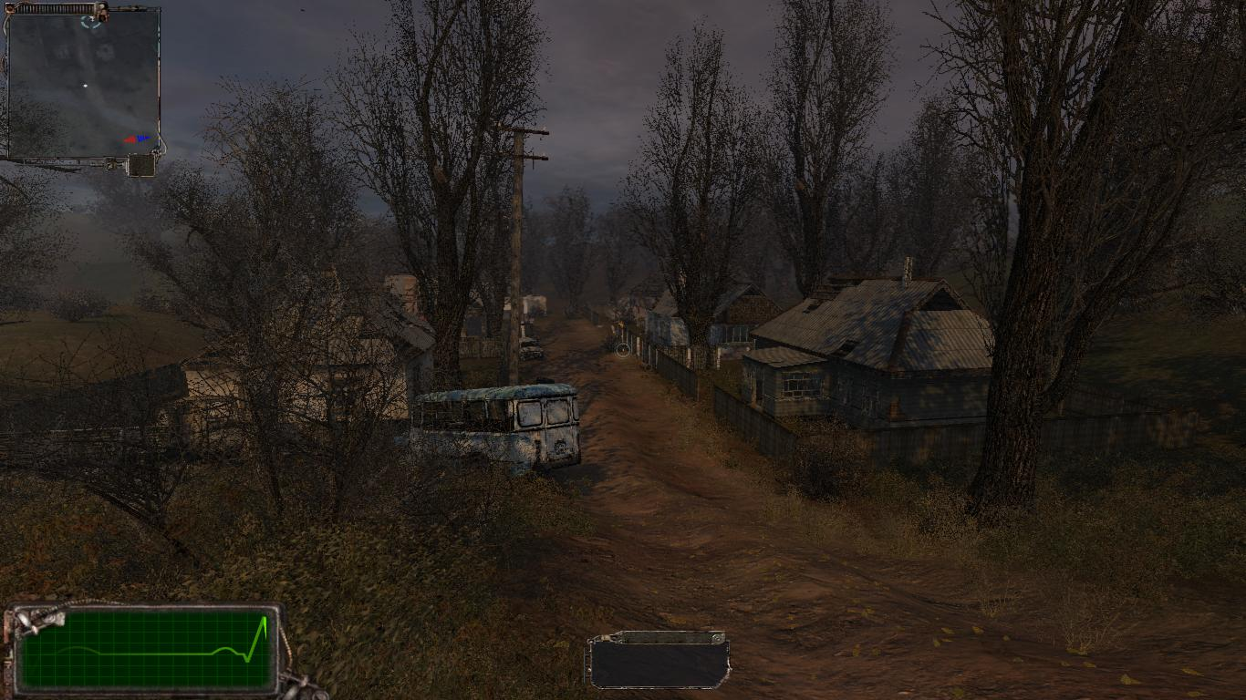 АМК 1.4.1 + Life mod 2.0. Full Realistic game.