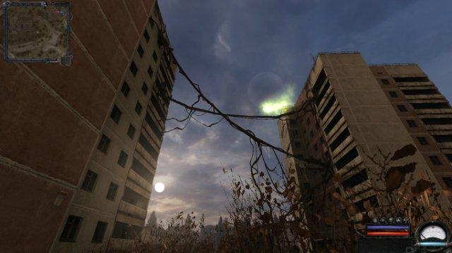 S.T.A.L.K.E.R. Clear sky: Время перемен