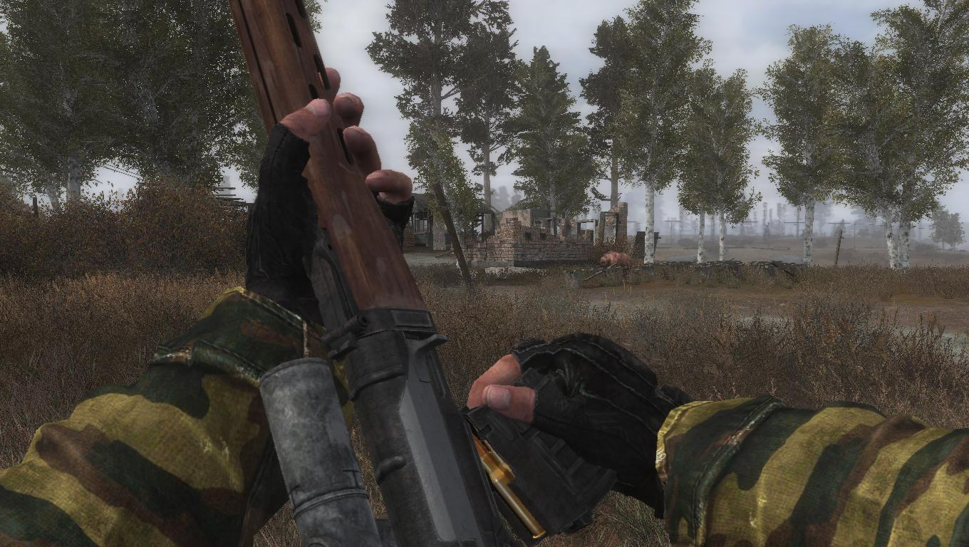 S.T.A.L.K.E.R. Call of Pripyat Weapon Pack