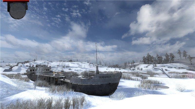 скачать игру сталкер Winter Of Death Ultimatum через торрент - фото 9
