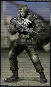 Военый сталкер