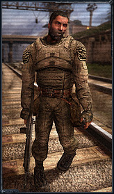 Зомбированый сталкер